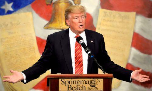 Após derrota no Congresso, Trump tenta acelerar reforma tributária