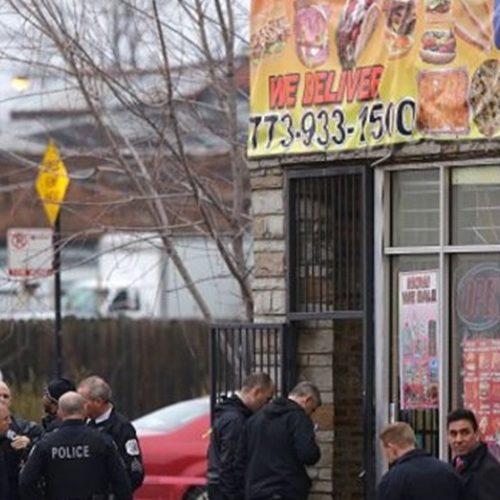 Atiradores matam cinco pessoas em Chicago, nos Estados Unidos