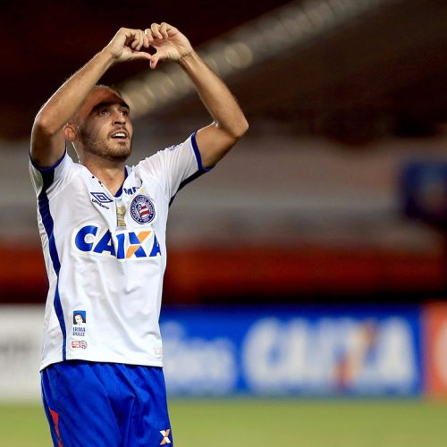 Bahia goleia o Moto Club por 5 a 0 e garante primeira colocação do Grupo B