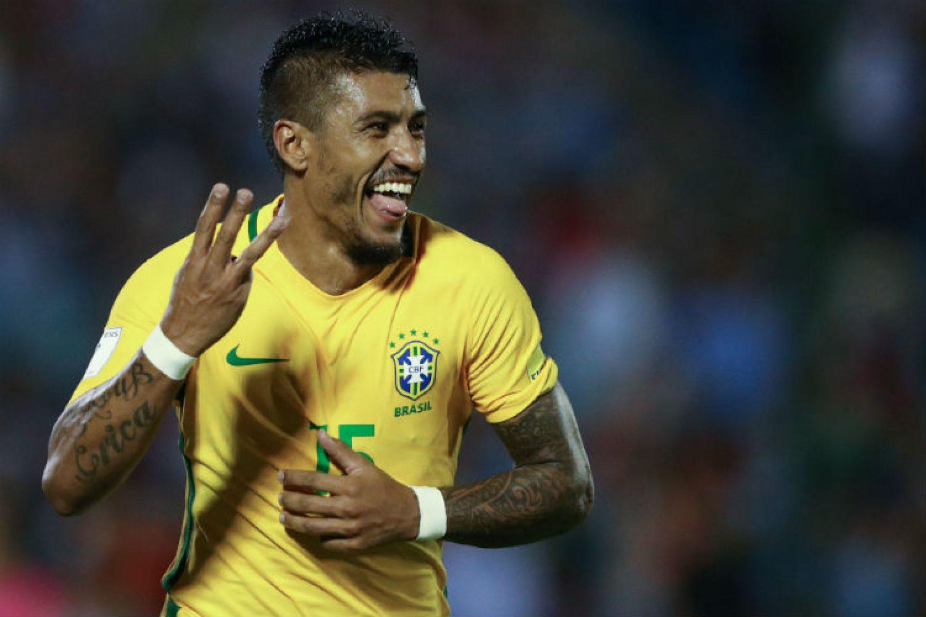 Brasil goleia o Uruguai de virada e encaminha classificação para Copa do Mundo da Rússia