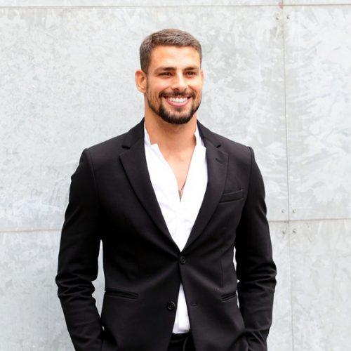 Cauã Reymond sai de novela ao saber que Grazi Massafera está no elenco