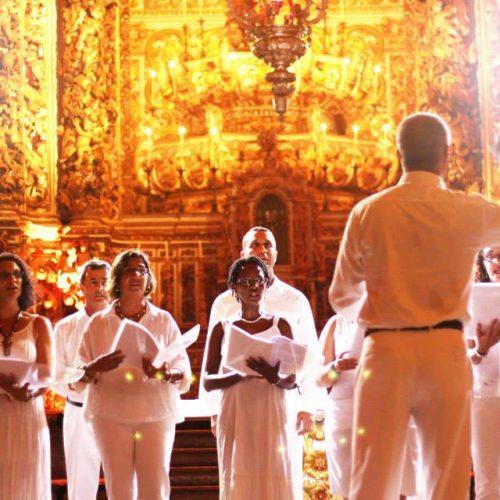 Coral Ecumênico da Bahia leva música erudita ao Museu da Misericórdia