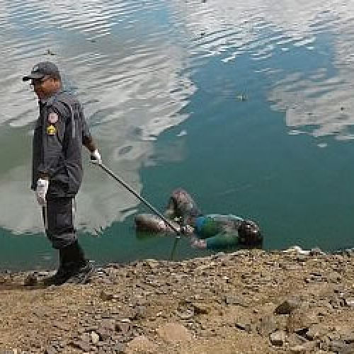 Corpo é encontrado com mãos e pés amarrados às margens do Rio Jacuípe em Feira