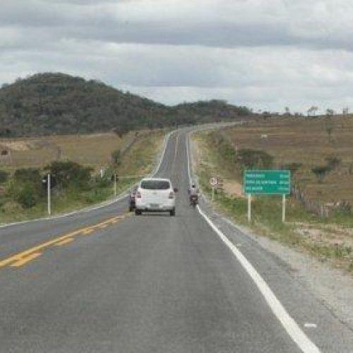 Criança morre em acidente de moto na região de Feira de Santana