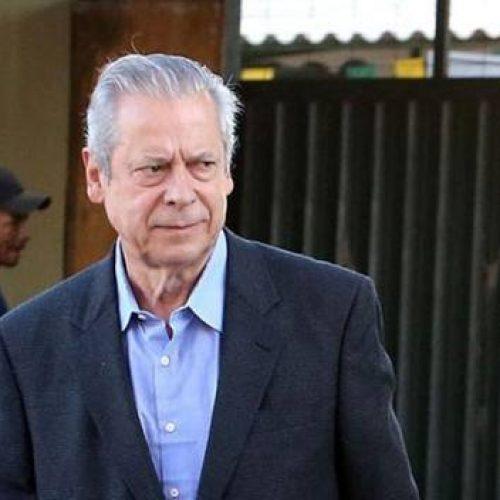 José Dirceu critica Moro por manter sua prisão desde 2015