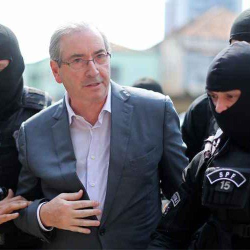 MPF pede aumento de pena imposta a Eduardo Cunha