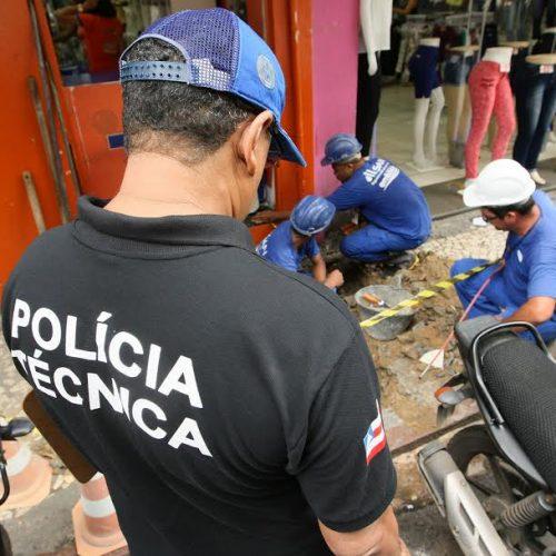 Embasa identifica ligações irregulares de água em Salvador e Região Metropolitana