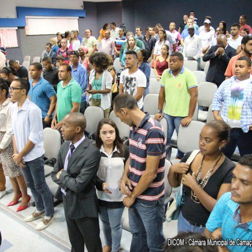 Estudantes discutem situação do Transporte Universitário em audiência pública