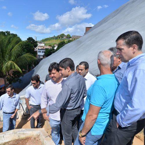 Geomanta dará mais segurança a moradores da Baixinha de Santo Antônio