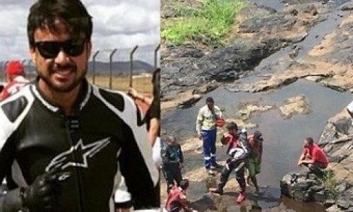 Motociclista morre após cair de ponte em Nazaré das Farinhas