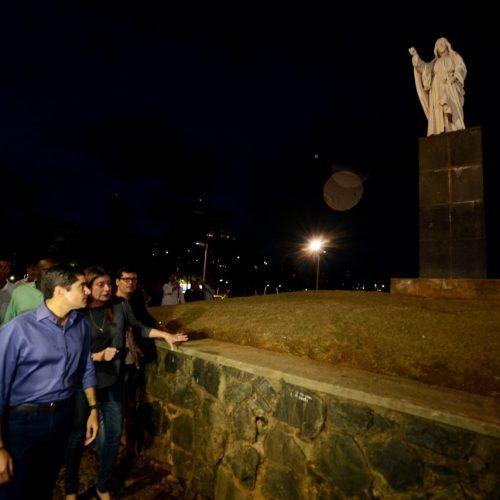 Monumento do Cristo da Barra é tombado
