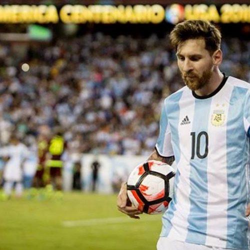 Messi oferece R$ 1,9 milhão para evitar prisão de 21 meses