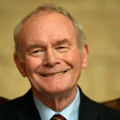 Morre McGuinness, ex-comandante do IRA que negociou a paz na Irlanda do Norte
