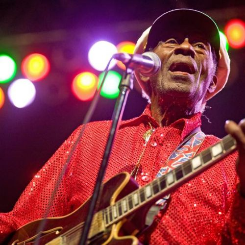 Morre aos 90 anos Chuck Berry, o pai do Rock and Roll