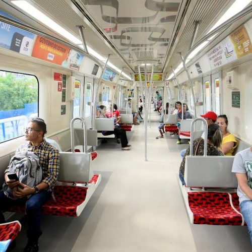 Nova estação do metrô vai facilitar mobilidade na região do CAB