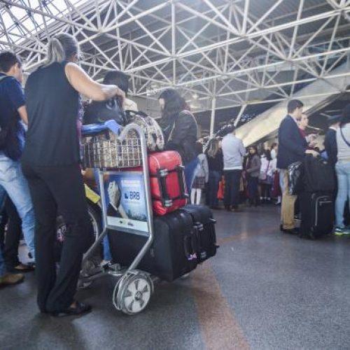 Novas regras para transporte aéreo começam a valer terça-feira