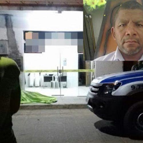 Pastor é morto a tiros dentro de funerária em Poções