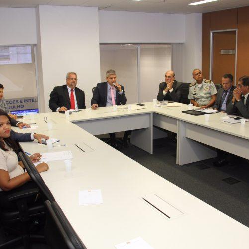 Bahia: Deputados conhecem plano de trabalho da Secretaria de Segurança Pública