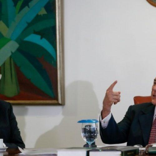Temer receberá Renan Calheiros ainda hoje no Palácio do Planalto
