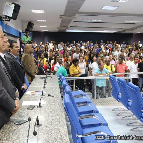 Vereadores de Camaçari posicionam-se contra a PEC 287