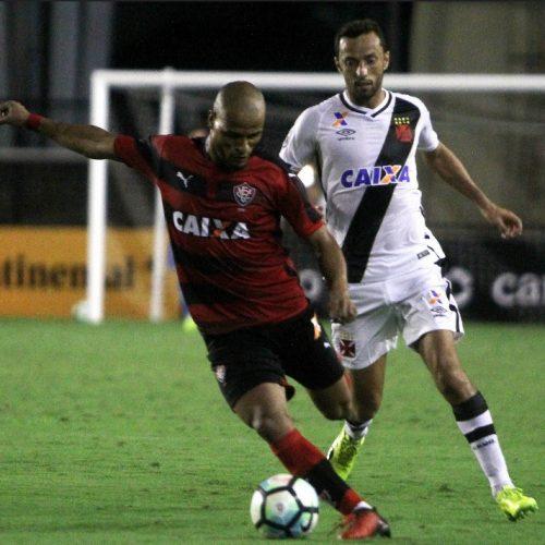 Copa do Brasil: Vitória vence e elimina o Vasco por 1×0 no Barradão