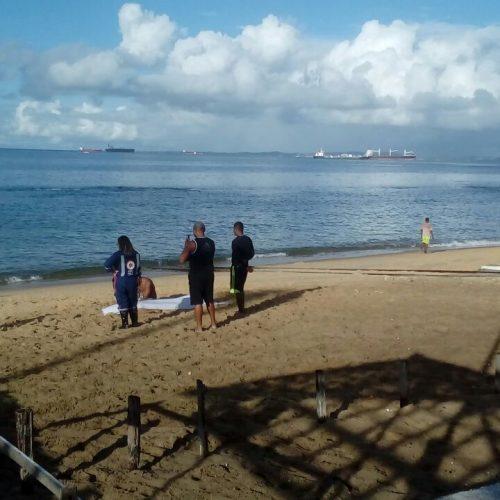 Homem morre afogado na praia de Boa Viagem