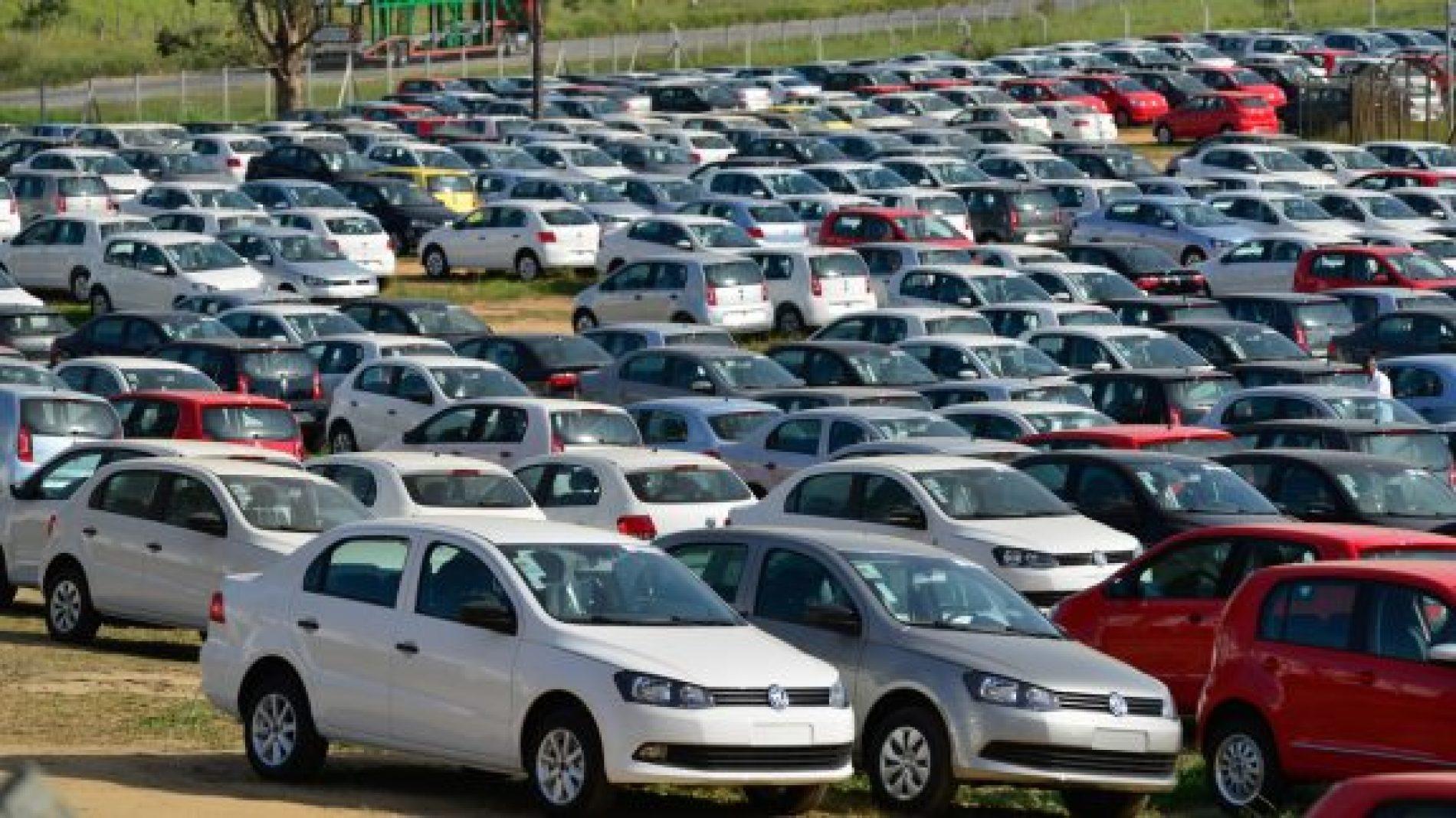 Produção de veículos tem aumento de 5,3% no país