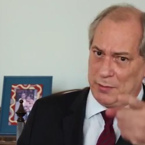 Ciro Gomes critica lucros excessivos do sistema financeiro no País