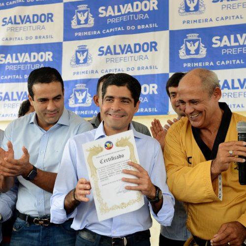 Salvador vai ganhar primeiro Centro de Iniciação ao Esporte