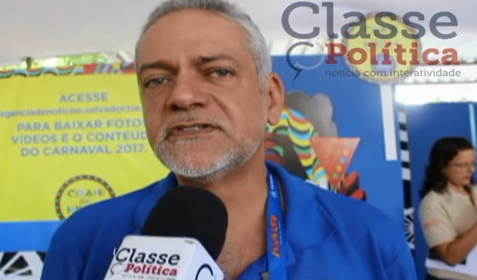 Presidente da Saltur confirma mudanças no carnaval em 2018; assista