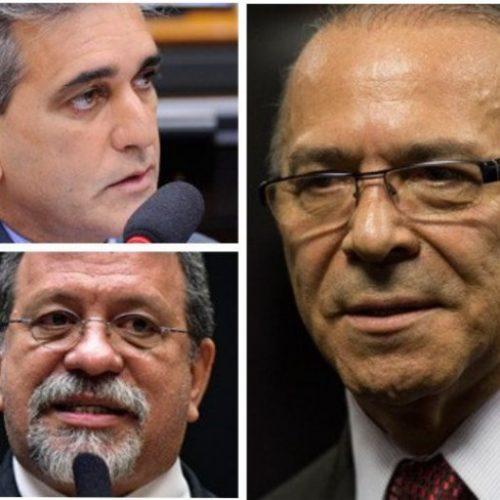 Deputados entram na Comissão de Ética com ação contra ministros investigados