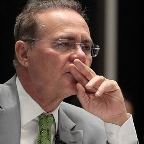 Bancada do PMDB decide manter Renan Calheiros como líder do partido no Senado