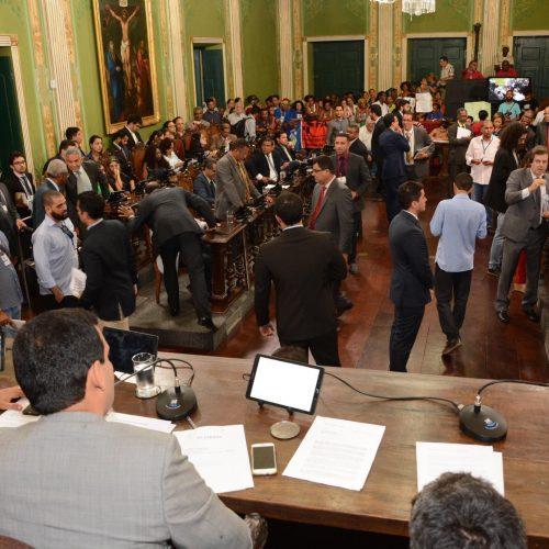 Chega à Câmara proposta de alteração do Código Tributário do Município