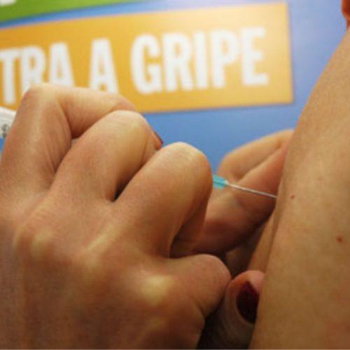 Campanha Nacional de Vacinação contra a gripe começa na próxima segunda-feira