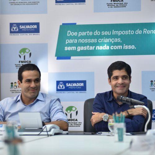 Cidadãos e empresas de Salvador são mobilizados a destinar IR a projetos sociais