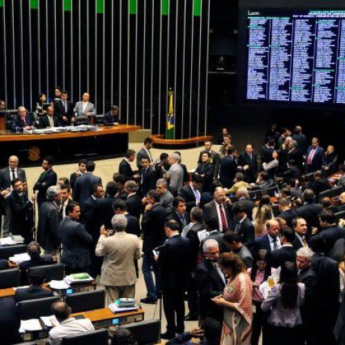 Com 13 deputados, PTN comunica ao Planalto rompimento com governo Temer