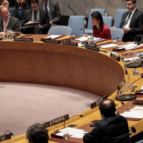 Conselho de Segurança vota nesta quarta sobre ataque químico na Síria