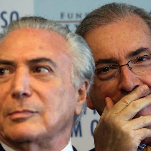 Entrou água: Dono da JBS grava Temer autorizando compra do silêncio de Cunha