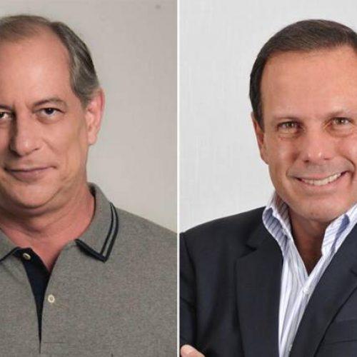 """""""Eu pego um viado cheio de areia no c…, que nem o João Doria, e encho de porrada"""". diz Ciro Gomes"""