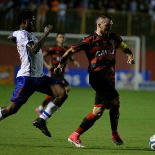 Em Ba-Vi cheio de emoções, Vitória vence Bahia por 2×1 e está a um empate da final do Nordestão