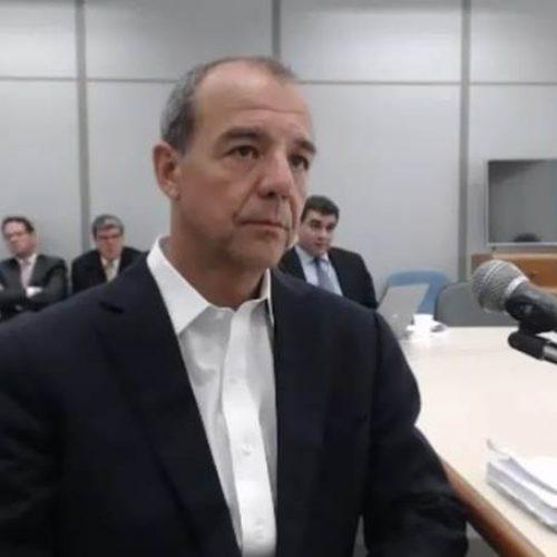 Em depoimento, Cabral admite usar caixa 2 para compras de luxo