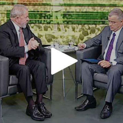 Em entrevista ao SBT, Lula confirma que será candidato à Presidência em 2018