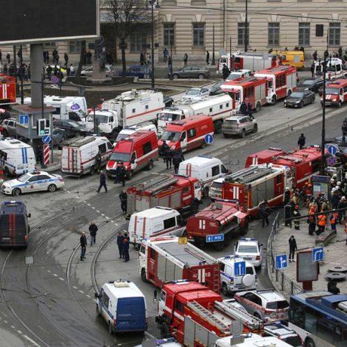 Explosão no metrô de São Petersburgo, na Rússia, deixa 10 mortos