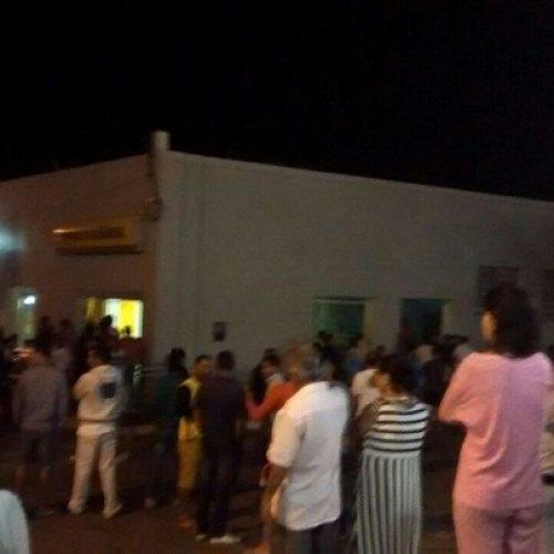 Bandidos explodem agência do Banco do Brasil em Boa Nova