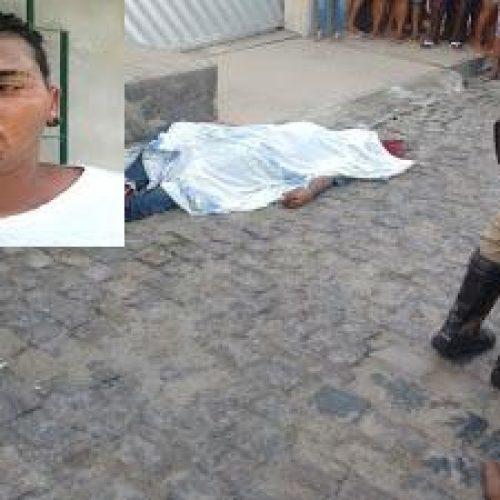 Feira de Santana: Jovem é morto minutos depois de deixar delegacia