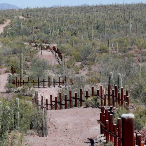Justiça americana recebe primeira ação contra muro na fronteira com o México