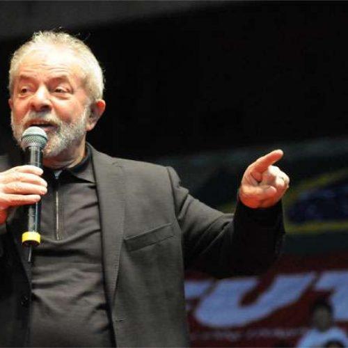 Lula: Eu estou com mais tesão de ser candidato do que estava antes