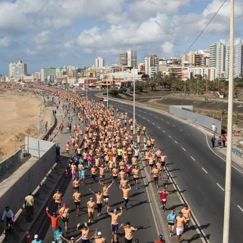 Meia maratona Asics Golden Run em Salvador prevê participação de seis mil pessoas