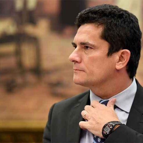 """Prisão preventiva interrompeu """"carreiras criminosas"""", diz Moro"""