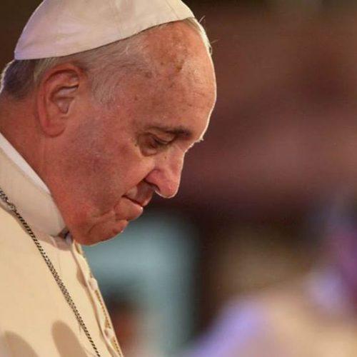 Presidiários fogem após almoço com papa Francisco